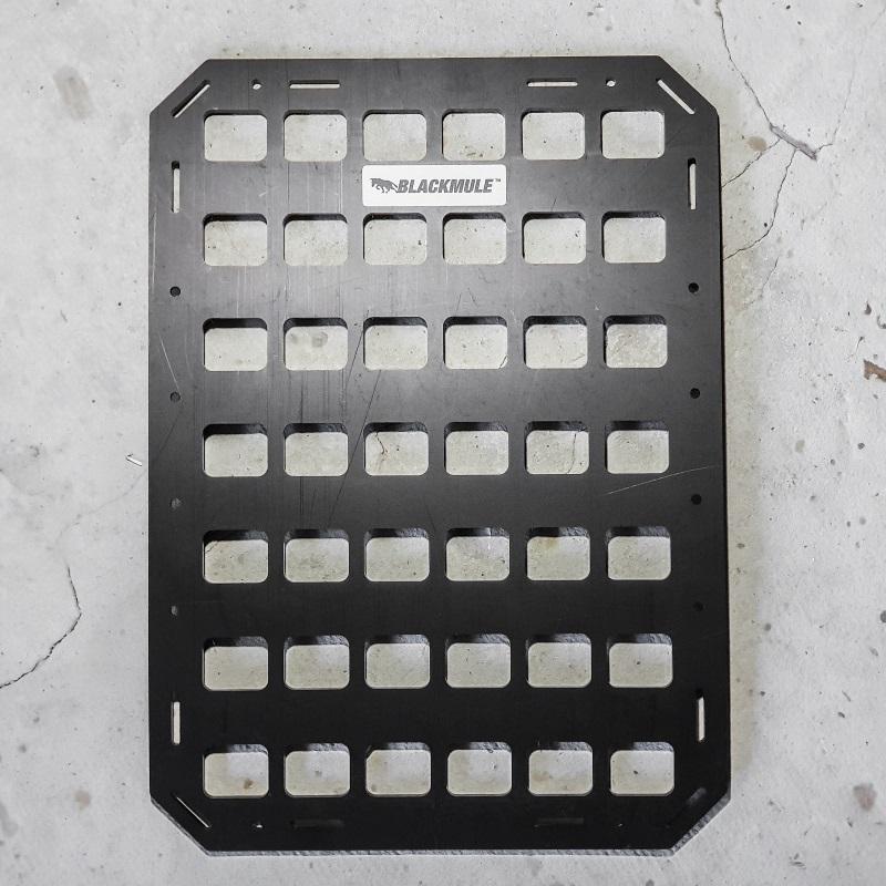 Несущая панель для сумки или рюкзака (6х7 ячеек), 27.5x38см