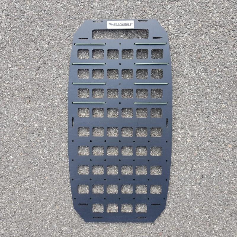 Несущая панель для сумки ромбическая (6х10 ячеек), 27.5x53см