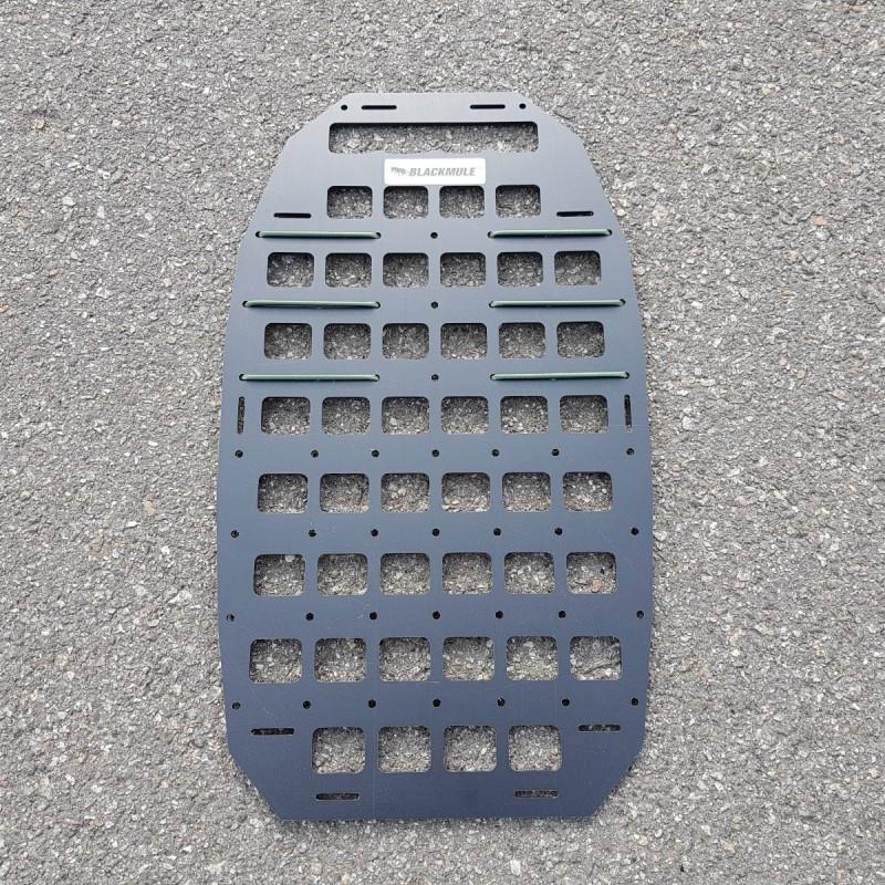Несущая панель для сумки ромбическая (6х9 ячеек), 27.5x48см