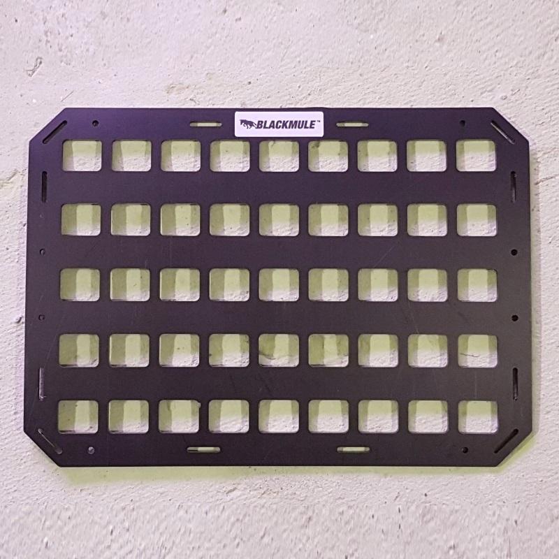 Несущая панель для кейса или дипломата (9х5 ячеек), 39x28см