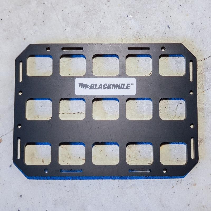 Несущая панель для сейфа (5х3 ячеек), 21x15см
