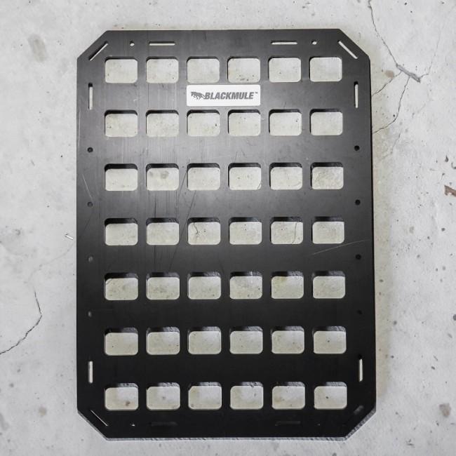 Несущая панель для сейфа (6х7 ячеек), 27.5x38см