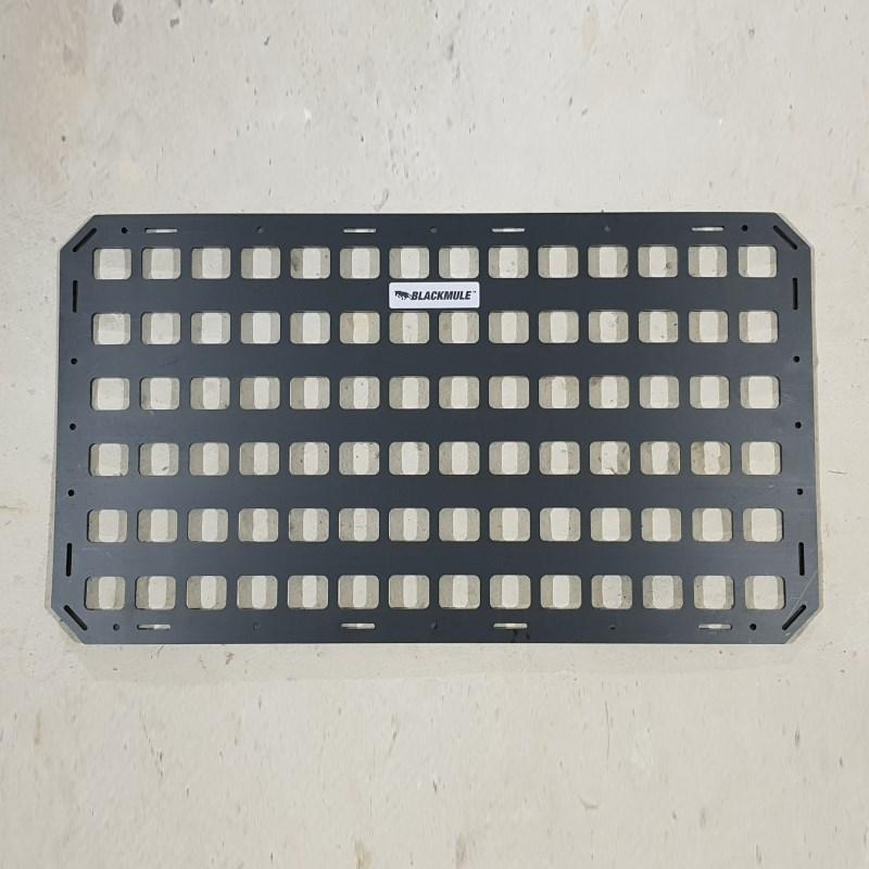Несущая панель для сидения в комплекте с креплением (14х6 ячеек), 58x33см
