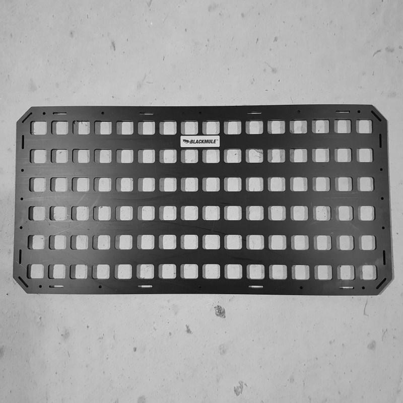Несущая панель для сидения в комплекте с креплением (16х6 ячеек), 66x33см