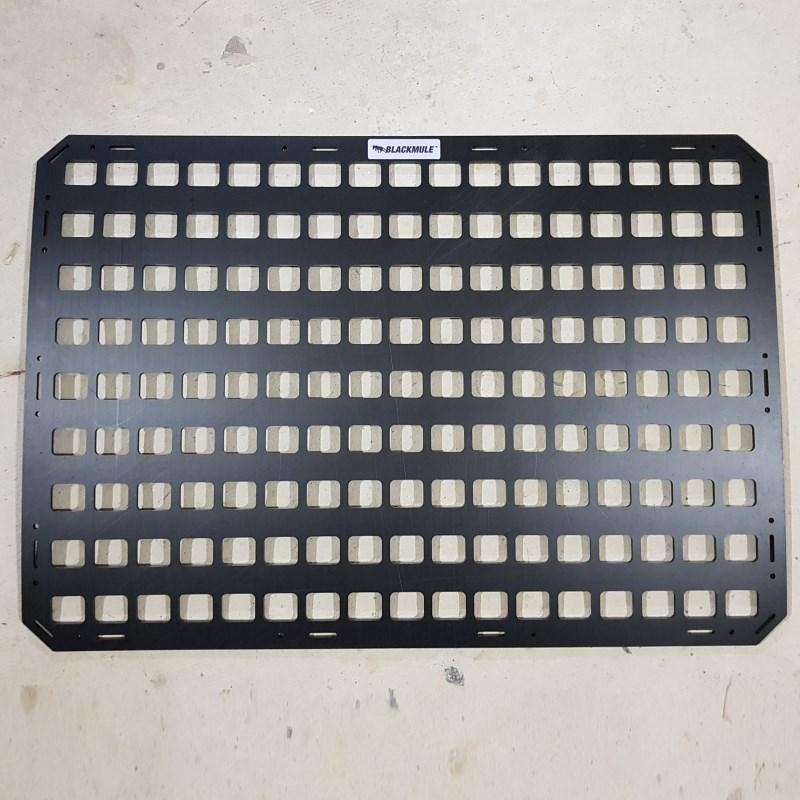 Несущая панель для сидения в комплекте с креплением (17х9 ячеек), 69.5x48.5см