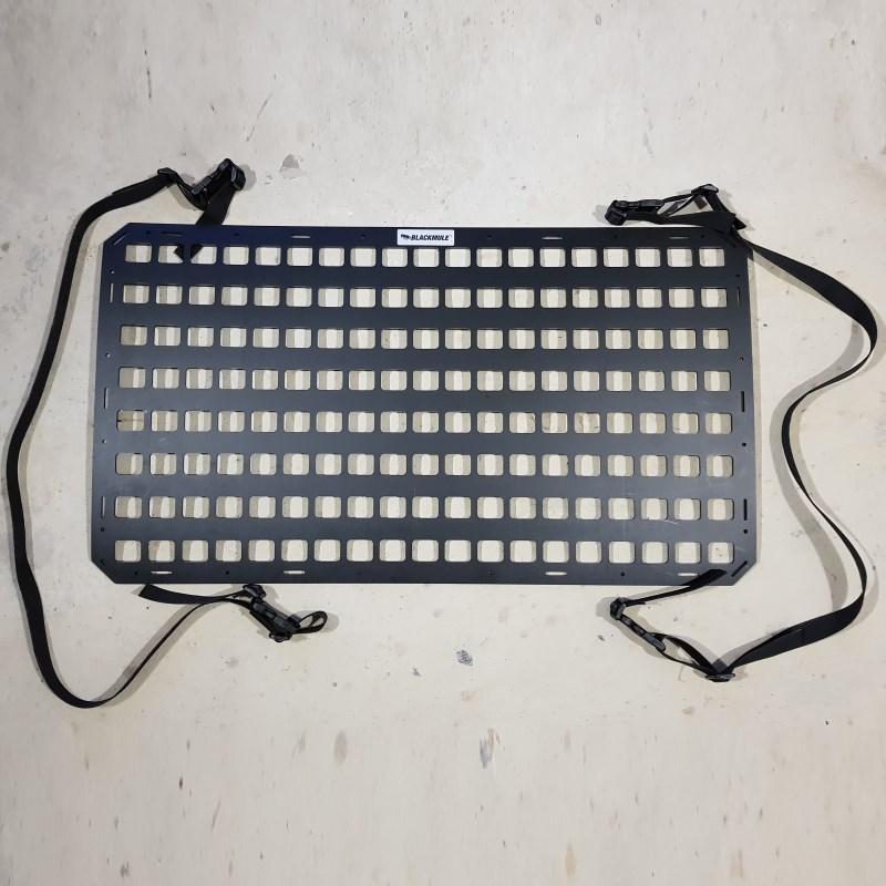 Несущая панель для сидения в комплекте с креплением (19х8 ячеек), 77.5x43см