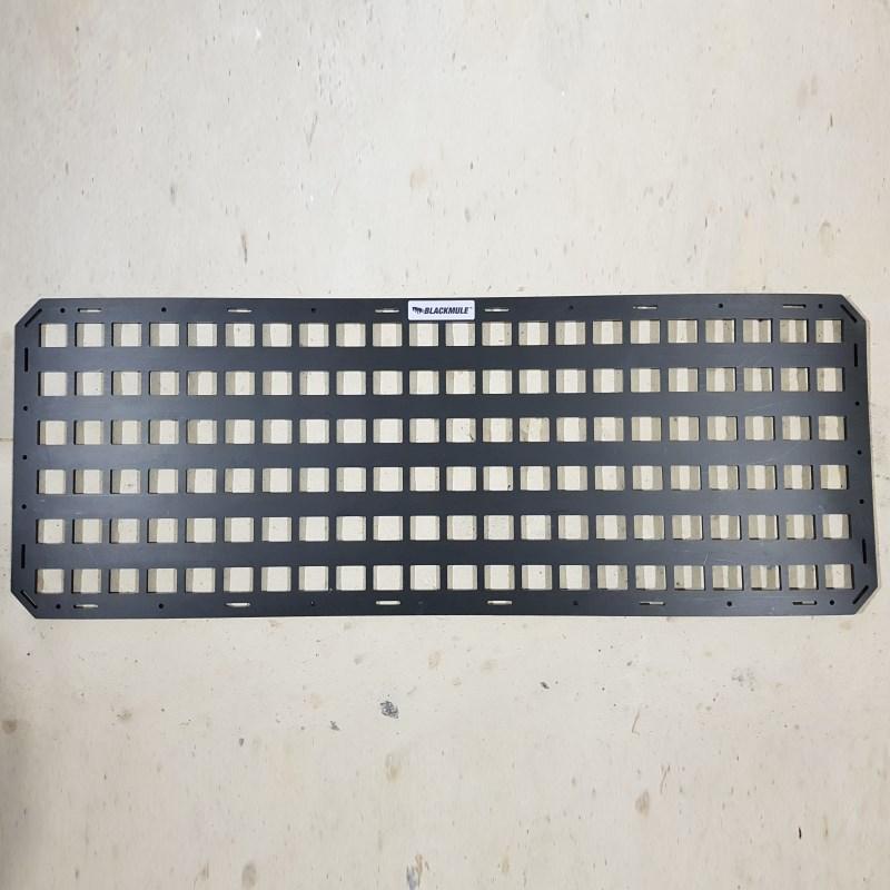 Несущая панель для сидения в комплекте с креплением (22х6 ячеек), 89x33см