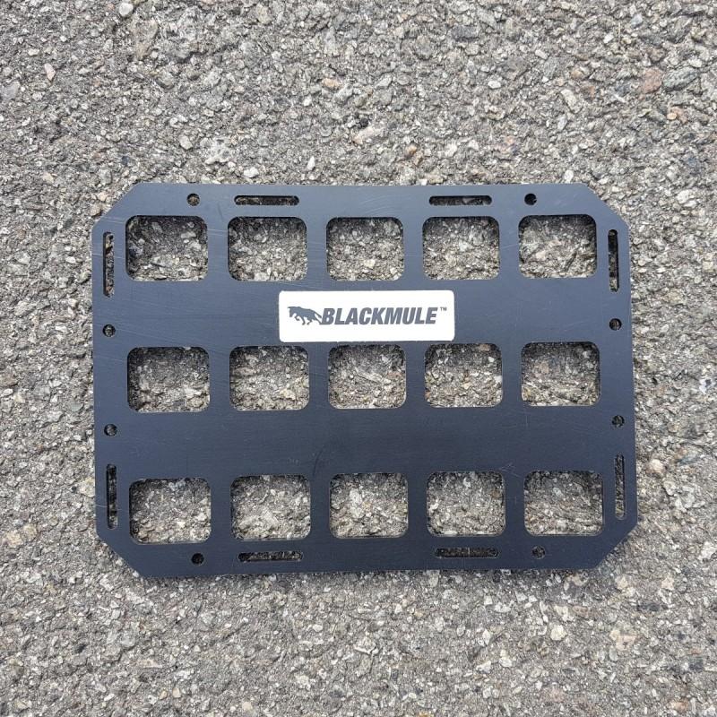 Несущая панель на дверь или торпеду (5х3 ячеек), 21x15см