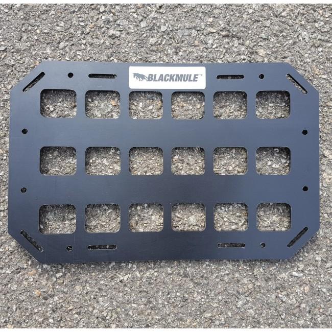 Несущая панель на дверь или торпеду (6х3 ячеек),, 27.5x18см