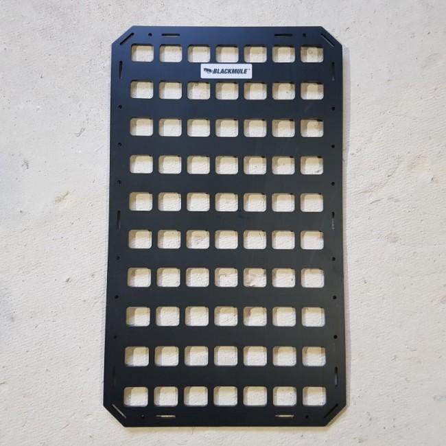 Несущая панель для сидения в комплекте с креплением (7х10 ячеек), 31x53см