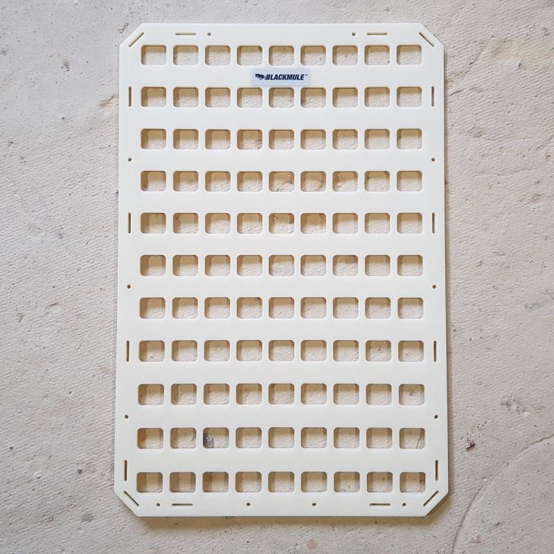 Несущая панель для сидения в комплекте с креплением (9х11 ячеек), 39x58.5см (СВЕРХПРОЧНАЯ)