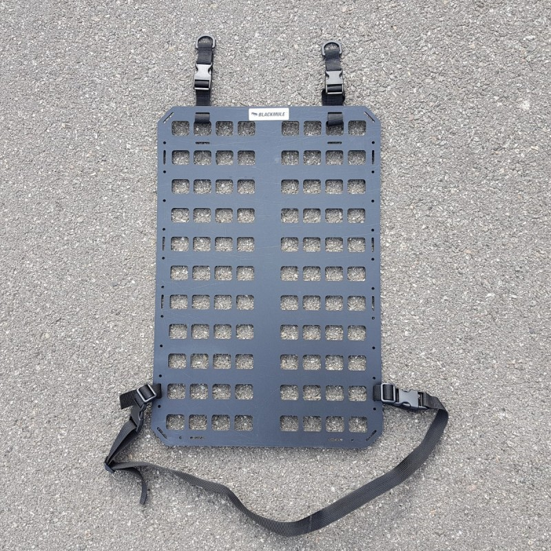 Несущая панель для сидения с креплением, без отверстий (8х11 ячеек), 39x58.5см